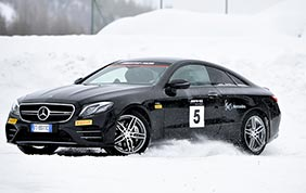 Mercedes-Benz 4Matic Winter is our Game