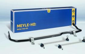 Stabilizzatore e barre di accoppiamento: il kit di Meyle