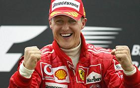 Migliorano le condizioni di Michael Schumacher