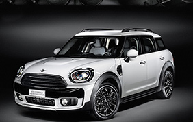 Mini Countryman Baker Street Edition