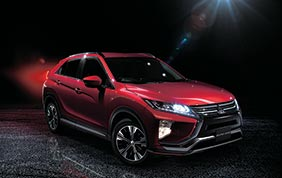 Mitsubishi Eclipse Cross si aggiudica il Good Design Award 2018
