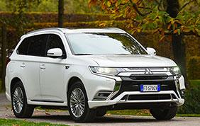 Nuovo Mitsubishi Outlander PHEV