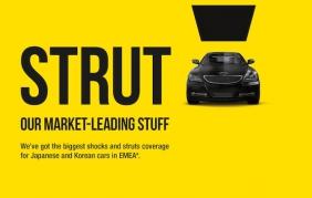 Monroe: brand con la migliore copertura per i veicoli asiatici