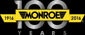 Monroe, marchio leader globale nella produzione di sistemi di sospensione, celebra il 100° anniversario della sua nascita.