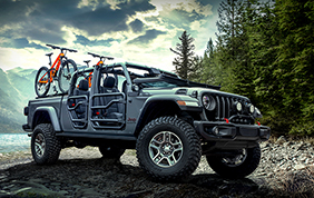 Accessori Mopar per Jeep Gladiator
