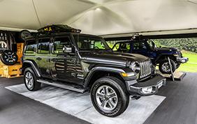 Al Camp Jeep 2018, Mopar protagonista della personalizzazione
