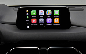 Apple CarPlay ed Android Auto Mazda Connect