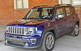 Nuova Jeep Renegade: tre e quattro cilindri, tutti turbo