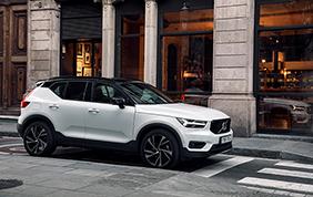 Volvo con la nuova XC40 punta al mercato cinese