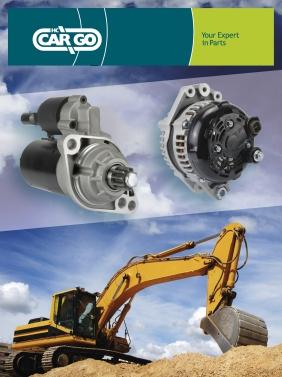 HC CARGO Nuova gamma Motorini e Alternatori per mezzi pesanti