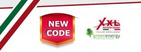 New Code XXL