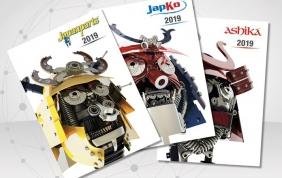 Japanparts presenta ad Autopromotec il New Range 2019