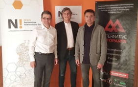 Nexus con Alternative Autoparts: sì alla partnership
