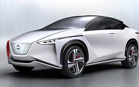 Elettrificazione: Nissan al CES 2018