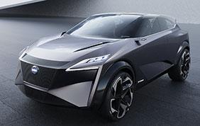 Nissan Concept IMQ: mobilità intelligente
