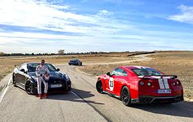La furia delle Nissan GT-R domate da un Mark Gené in perfetta forma!