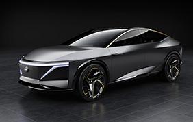 Nissan IMs: ecco la berlina sportiva di lusso