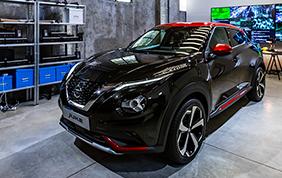 Nissan Juke Premiere Edition
