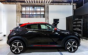 Nissan Juke Premiere Edition: tante novità per il top di gamma