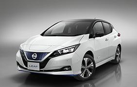 Nissan Leaf 3.Zero: nata per stupire
