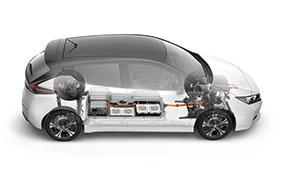 Nissan e la mobilità intelligente alla Fiera di Rimini con H2R
