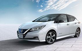 Nissan Leaf vince il premio internazionale