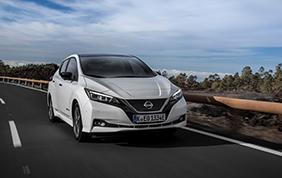 Nissan promuove il futuro sostenibile attraverso l'elettrico