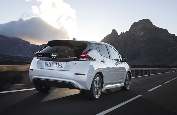 L'auto elettrica più venduta al mondo? Nissan Leaf