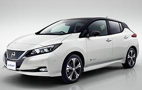 Nissan Leaf ottiene le 5 stelle nei test Euro NCAP