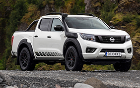 Nuovo Nissan Navarra Off Roader AT32