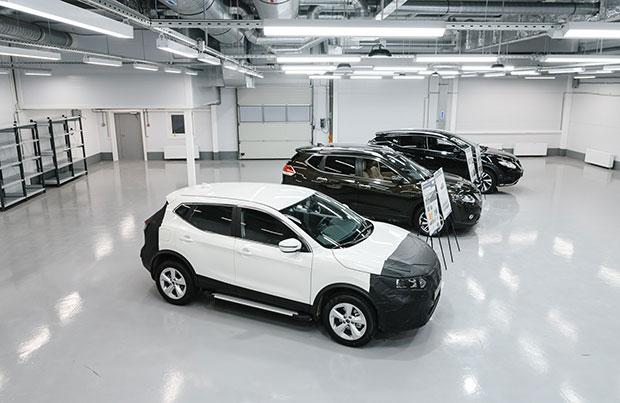 Nissan lancia il nuovo centro ricerca a San Pietroburgo