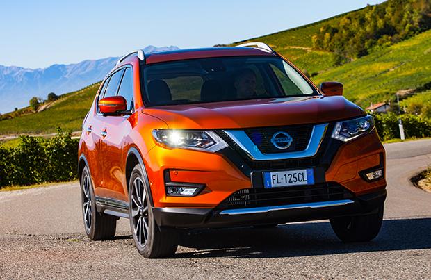 Nissan X-Trail: nuova gamma di motori disponibili
