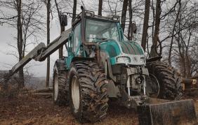 Nokian Tractor King, il pneumatico da motrice