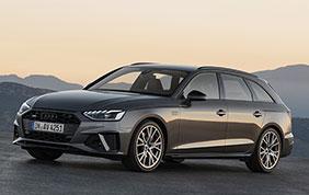 Nuova Audi A4 Berlina ed Avant