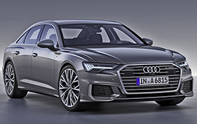 Tecnolgicamente Audi A6!