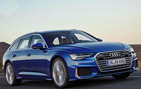 Nuova Audi A6 Avant: spazio all'eleganza