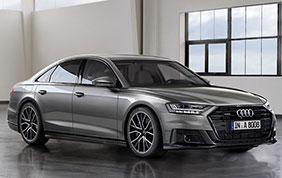 Sospensioni attive predittive su Audi A8