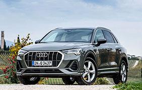 Nuova Audi Q3: pronta la commercializzazione in Italia