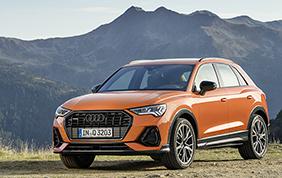 Cinque stelle Euro NCAP per la nuova Audi Q3