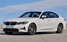Nuova BMW Serie 3 model year 2019