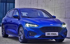 Cinque stelle Euro NCap per la nuova Ford Focus
