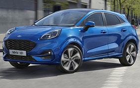 Nuova Ford Puma: l'EcoBoost Hybrid punta sull'autonomia