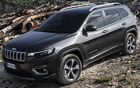 Nuova Jeep Cherokee: il SUV più evoluto della categoria