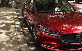 Nuova Mazda6: al Los Angeles Auto Show il debutto