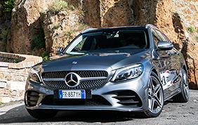 Nuova Mercedes Classe C: tecnologia ibrida