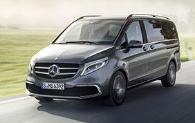 Mercedes Benz Classe V: al via gli ordini