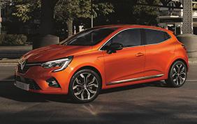 Nuova Renault Clio: dotazione maggiorata
