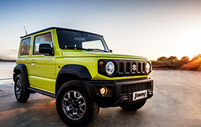 Suzuki Jimny vince il Good Design Gold Award 2018