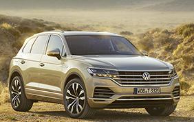 Nuova Volkswagen Touareg: mai nessuna come Lei!
