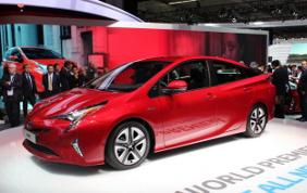 Nuova Toyota Prius: icona della tecnologia ibrida